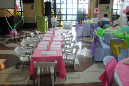 La Meza CateringGreat Taste For Every Occasion - Catering chairs